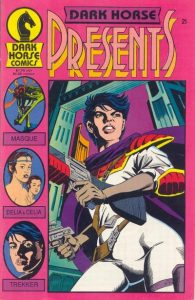 Dark Horse Presents #21 (1988)