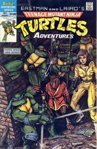 Teenage Mutant Ninja Turtles Adventures #1 (1988)