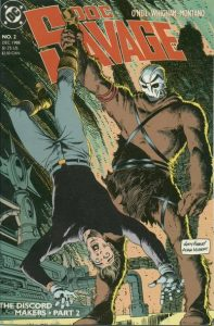 Doc Savage #2 (1988)
