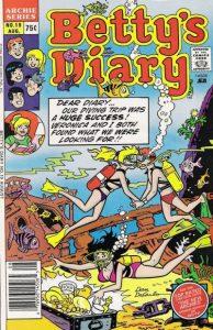 Betty's Diary #19 (1988)
