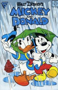 Walt Disney's Mickey and Donald #8 (1988)