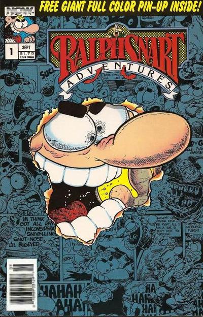 Ralph Snart Adventures #1 (1988)