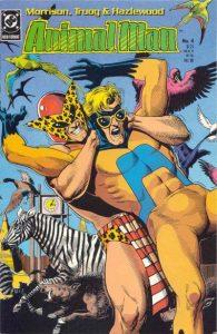Animal Man #4 (1988)