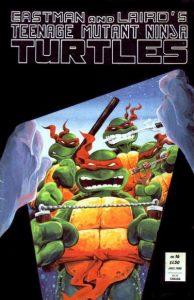 Teenage Mutant Ninja Turtles #16 (1988)