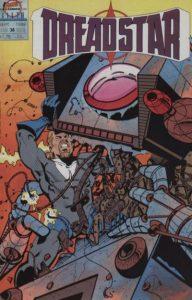 Dreadstar #38 (1988)