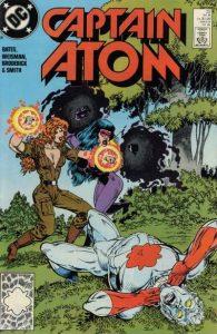Captain Atom #22 (1988)