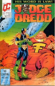 Judge Dredd #23/24 [US] (1988)