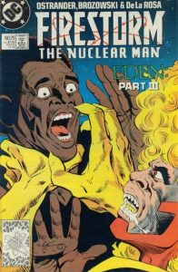 Firestorm the Nuclear Man #79 (1988)