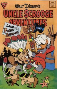 Walt Disney's Uncle Scrooge Adventures #10 (1988)