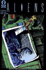 Aliens #2 (1988)