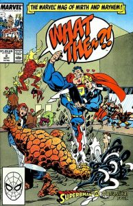 What The--?! #2 (1988)
