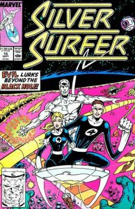 Silver Surfer #15 (1988)