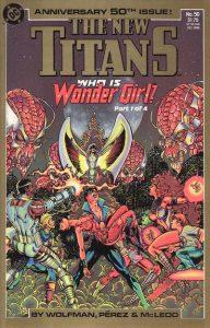 The New Titans #50 (1988)