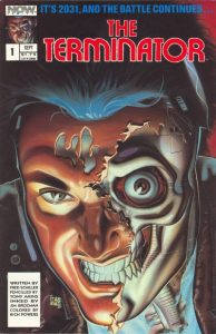 The Terminator #1 (1988)