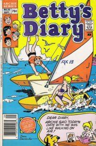 Betty's Diary #20 (1988)