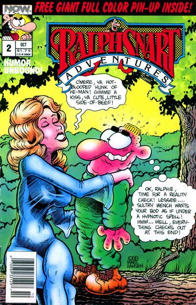 Ralph Snart Adventures #2 (1988)