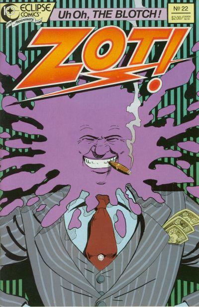 Zot! #22 (1988)
