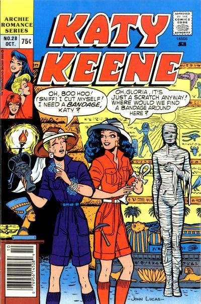 Katy Keene #28 (1988)