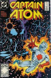 Captain Atom #23 (1988)