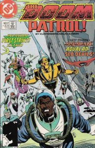 Doom Patrol #17 (1988)