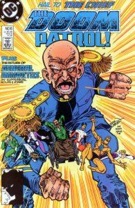 Doom Patrol #16 (1988)