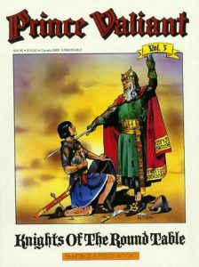 Prince Valiant #3 (1988)