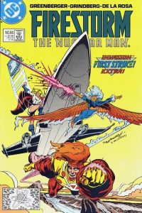 Firestorm the Nuclear Man #80 (1988)