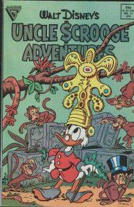Walt Disney's Uncle Scrooge Adventures #11 (1988)
