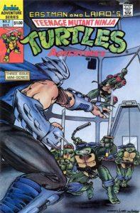 Teenage Mutant Ninja Turtles Adventures #2 (1988)