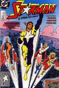 Starman #5 (1988)