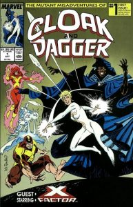 The Mutant Misadventures of Cloak and Dagger #1 (1988)