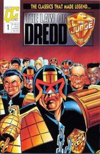 The Law of Dredd #1 (1988)