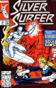 Silver Surfer #16 (1988)