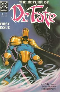 Doctor Fate #1 (1988)