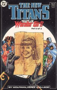 The New Titans #51 (1988)