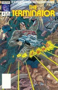 The Terminator #2 (1988)