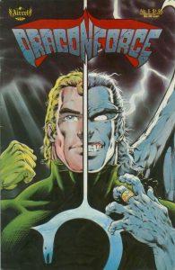 Dragonforce #5 (1988)