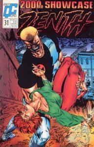 2000 A. D. Showcase #31 (1988)