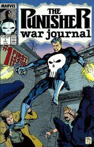 The Punisher War Journal #1 (1988)