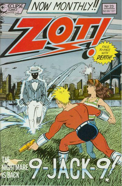 Zot! #23 (1988)