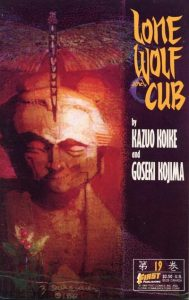Lone Wolf and Cub #19 (1988)