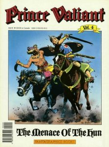 Prince Valiant #4 (1988)