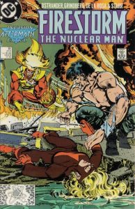 Firestorm the Nuclear Man #81 (1988)