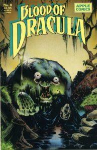 Blood of Dracula #8 (1988)