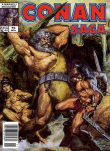 Conan Saga #19 (1988)