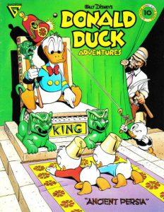 Gladstone Comic Album #10 (1988)
