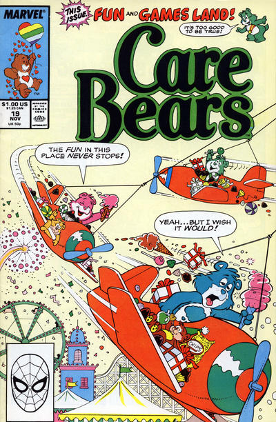 Care Bears #19 (1988)