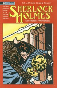 Sherlock Holmes #6 (1988)