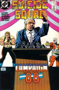 Suicide Squad #22 (1988)