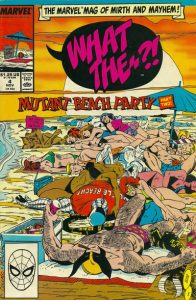 What The--?! #4 (1988)